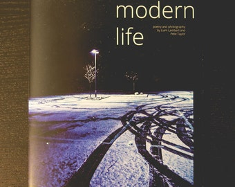 This Modern Life - Poetry and Photography Zine