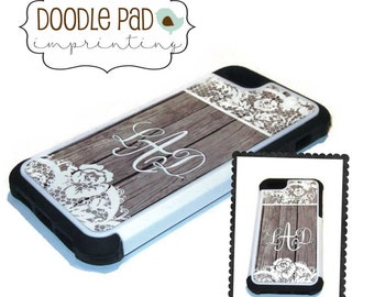 Boho Lace iPhone 5 Case,  iPhone 6 case, Samsung Galaxy S5