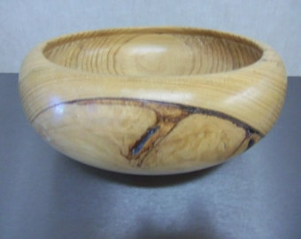 Cypress Wooden Bowl