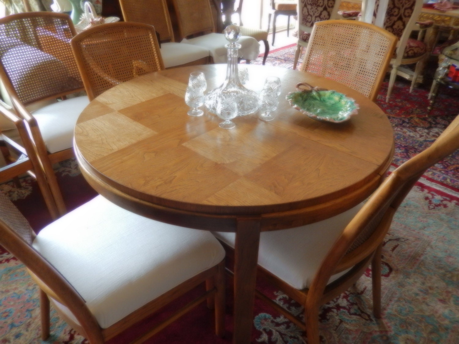 drexel heritage consensus dining room set by thefivecrowns on etsy