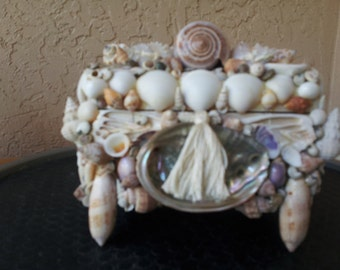 Beachy-Keen Bridal Treasure Box