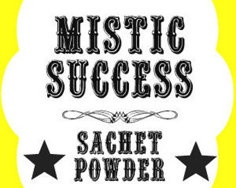 Mistic Success Southern Folk Magic Sachet Powder
