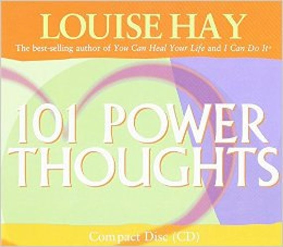 Power thoughts louise hay heal