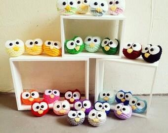 Mini Owls