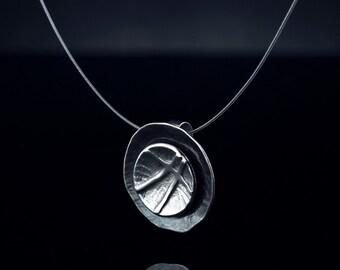 Silver pendant MABU103A