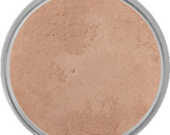 Mineral Makeup Foundation - Light Brown