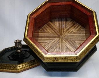 Designer Pineapple Box