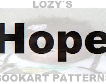 Hope book folding pattern.