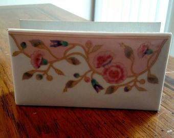 Vintage Napkin holder - Takakashi
