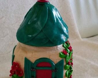 Fairy/ tooth fairy house