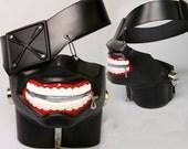 Custom Mask Tokyo Ghoul Kaneki Ken - Cosplay Mask