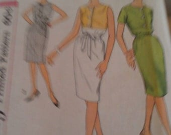 Simplicity Pattern No. 4424 Size 14 Miss