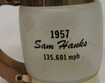 Sam Hanks Mug 1957