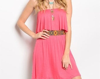 Trendy Spring or Summer Dress