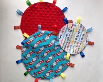 Sensory Baby Blankets