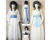 Ladies' Robe en Chemise Laughing Moon Sewing Pattern 133