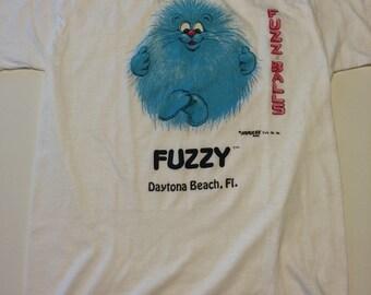 Vintage 88 FUZZY Fuzz Balls Daytona Beach, FL T Shirt