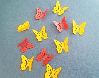 Butterfly Confetti - Table Decoration, Party Decoration