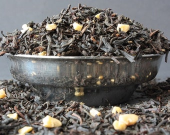 Smoked Almond Loose Leaf Tea