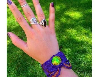 Micromacrame Bracelet!