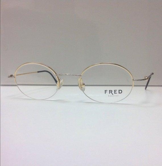 9f9daaa7caff FRED Lunettes Eyeglasses Vintage Eyewear FRED LUNETTES EYEGLASSES GLASSES  SUNGLASSES Pretty Woman ...