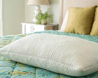 Scented Shredded Memory Foam Pillow