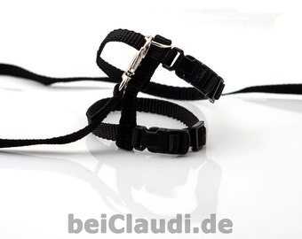 Frettchengeschirr, Frettchengeschirr SET, leash, ferret harness, ferret