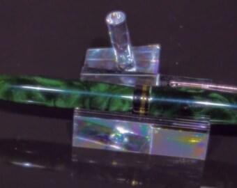 Jade acrylic pen