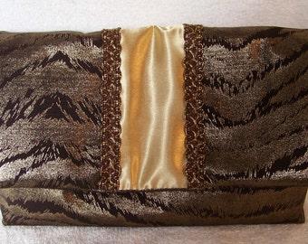 Women's Clutch, Bridesmaid or Brides Purse Handmade Handbag