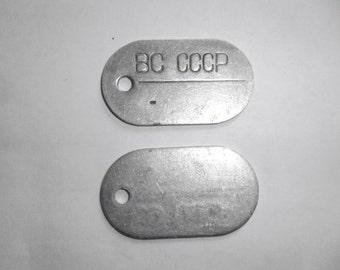 Badge VS USSR