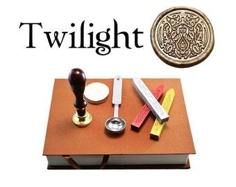 Twilight Saga Quileute Tribe - Wax Stamp Gift Set / Kit