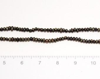 freshwater pearl small poteto 1string/P-0001