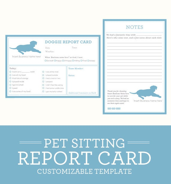 pet report card template pictures to pin on pinterest pinsdaddy. Black Bedroom Furniture Sets. Home Design Ideas