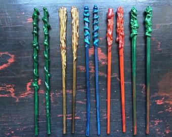 Bespoke Steampunk, Mermaid, or Fairy Hair Chopsticks / Jewellery