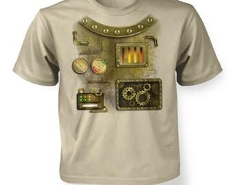 Rusty Robot Costume kids t-shirt