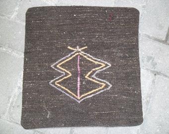 gift pillow,vintage kilim rugs ,kilim rugs, cheap kilim,turkish rugs, kilim rugs uk kilim rugs , turkish kilim,40x40cm,