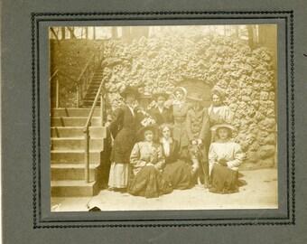 Vintage group photo  (218)