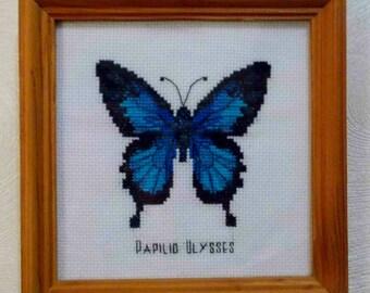 """cross-stitch """"Butterflies"""""""