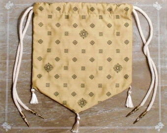 Medieval-Medieval Pocket Tote Bag