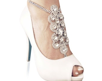 barefoot statement sandal