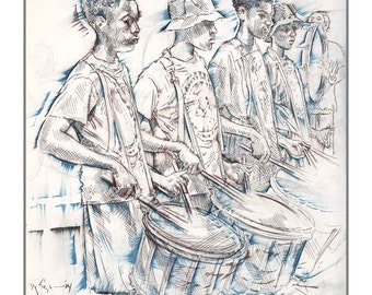 Roots of Music Drummers