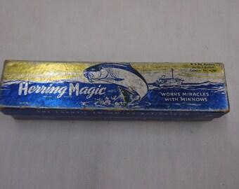 Vintage Herring Magic No. 2 Fishing Lure