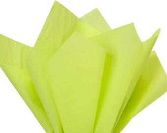 Tissue paper leaves | Etsy