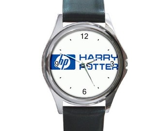 Harry Potter Round Metal funny Watch
