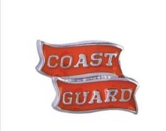 Coast Gaurd Charm