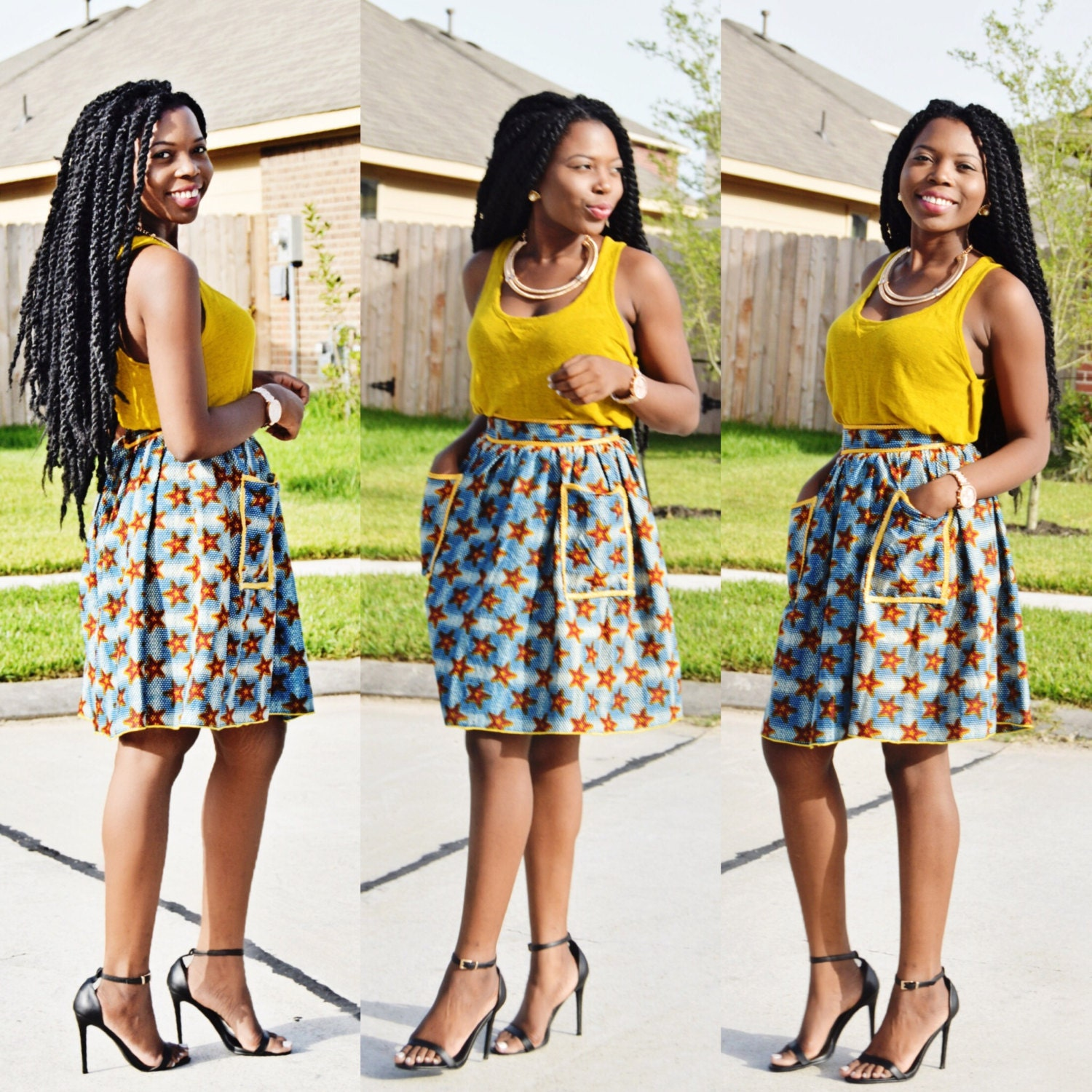 African Wear Designs For Couples | ANLIS