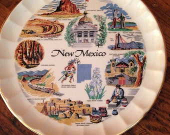 New Mexico State Plate:1/2 off!