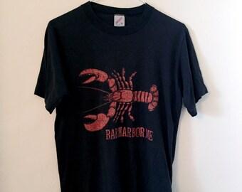 Vintage Lobster t-shirt (S)