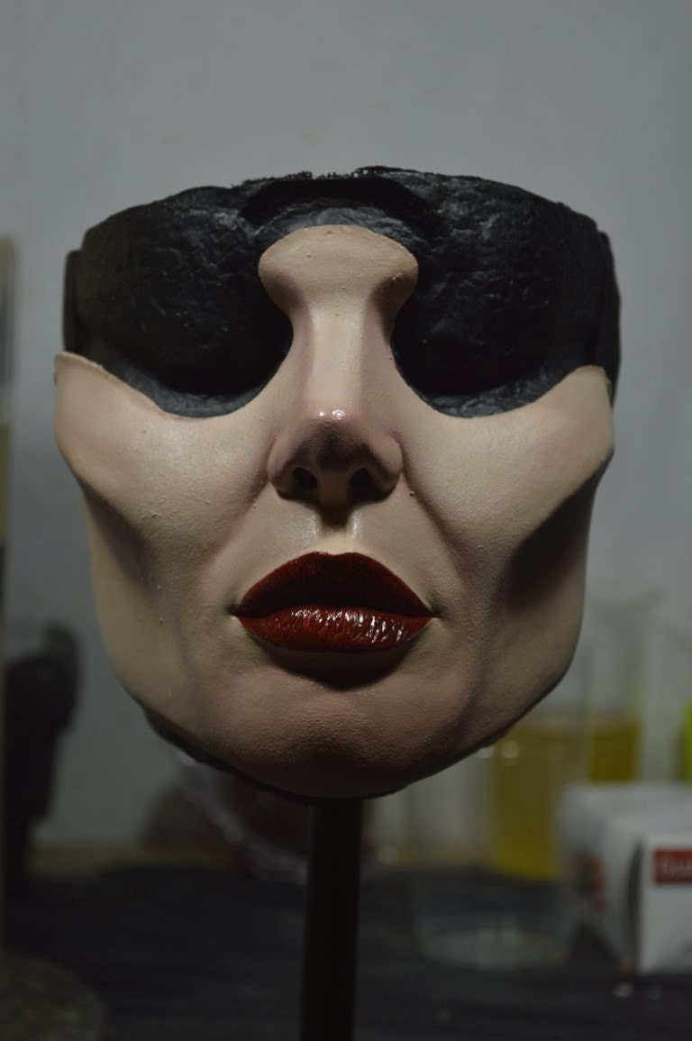 Maleficent Latex Mask halloween high quality Terror Movie