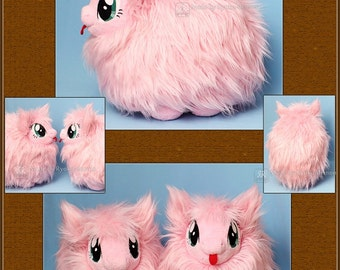 Fluffle Puff Plush Toy - My Little Pony